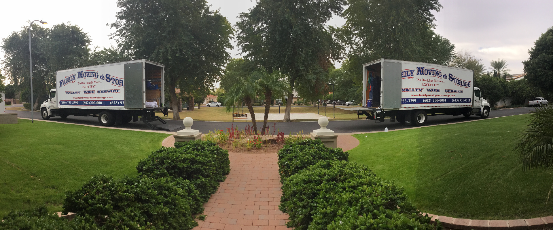 Commercial Moving Services in AZ - Family Moving & Storage